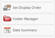 Folder Manager Link